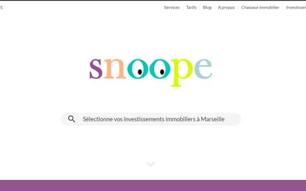 Seo de Snoope | Chasseur Immobilier Marseille